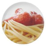 Spaghetti Plates
