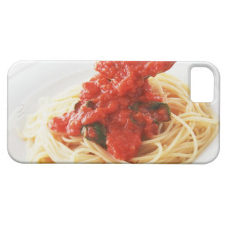 Spaghetti Pomodoro iPhone 5 Cases