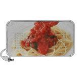 Spaghetti Pomodoro iPod Speakers