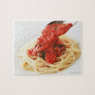 Spaghetti Pomodoro Puzzle