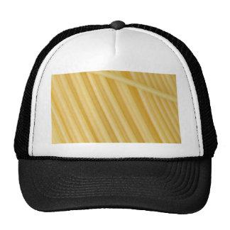 Spaghetti texture mesh hat