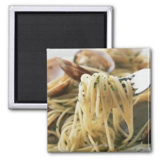 Spaghetti Vongole Bianco Magnet