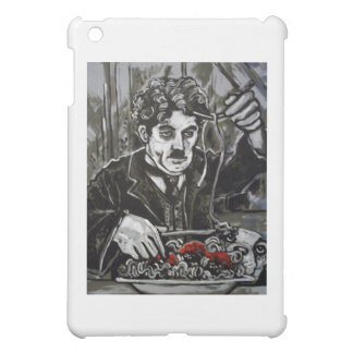 Spaghetti with Charlie and Hercules Case For The iPad Mini