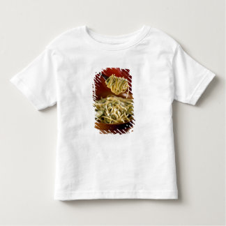 Spaghetti with zucchinis and lemon For use in Toddler T-shirt