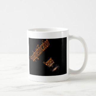 Spaghettification Happens Coffee Mug