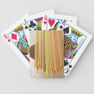 Spaghettis Bicycle Playing Cards