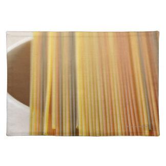 Spaghettis Cloth Placemat