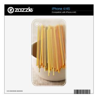 Spaghettis iPhone 4S Decals