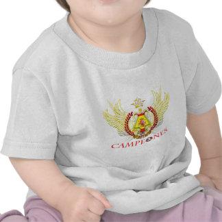 Spain 2010 Campeones (Tribal) Tees