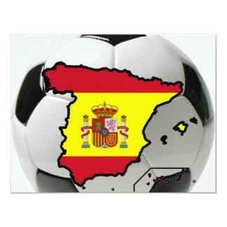 Spain 2010 card