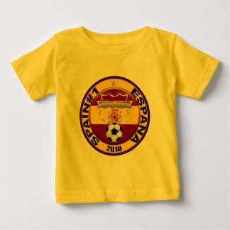 Spain 2010 Soccer World Champions Baby T-Shirt