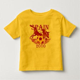 Spain 2010 Toro Bull soccer futbol infants shirt