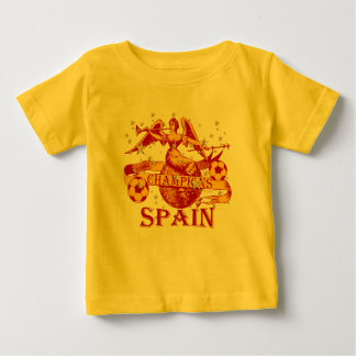 Spain 2010 World Champions Vuvuzela Soccer Infant T-shirt