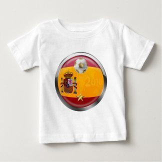Spain 2010 World Champions Winners 1 Star Gifts Baby T-Shirt