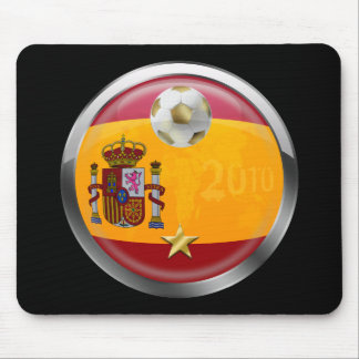 Spain 2010 World Champions Winners 1 Star Gifts Mouse Pad