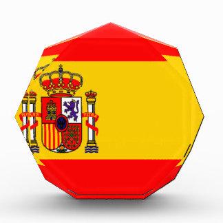 Spain Acrylic Award