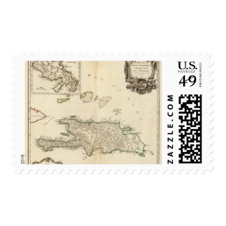 Spain and Portugal 11 Stamp