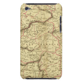 Spain and Portugal 14 iPod Touch Cover