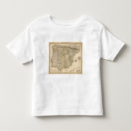 Spain and Portugal 5 Toddler T-shirt