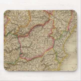 Spain and Portugal 7 Mousepad