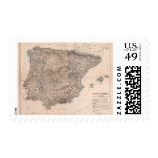 Spain and Portugal 7 Postage