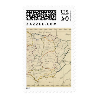 Spain and Portugal 8 Postage