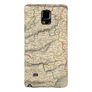 Spain and Portugal 9 Galaxy Note 4 Case