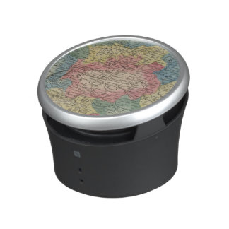 Spain and Portugal Bluetooth Speaker