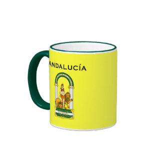 SPAIN- Andalucía Coffee Mug