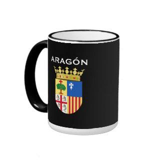 SPAIN- Aragón Coffee Mug Aragón Taza