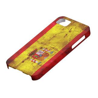 Spain; bandera de España iPhone SE/5/5s Case