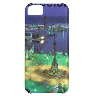 Spain Barcelona Night View (St.K) iPhone 5C Case