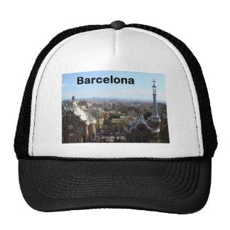 Spain Barcelona View (St.K) Trucker Hat