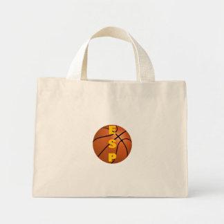 Spain Basketball Team Tote Bags