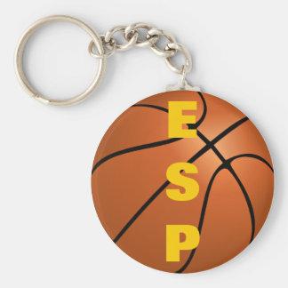 Spain Basketball Team Key Chain