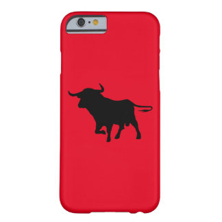 Spain Bull Barely There iPhone 6 Case