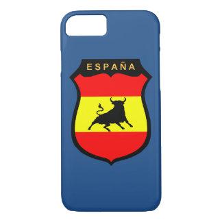 Spain Bull Flag iPhone 8/7 Case