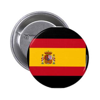 Spain 2 Inch Round Button