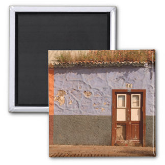 Spain, Canary Islands, Tenerife, villa 2 Inch Square Magnet
