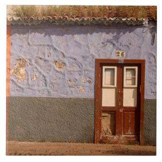 Spain, Canary Islands, Tenerife, villa Ceramic Tile