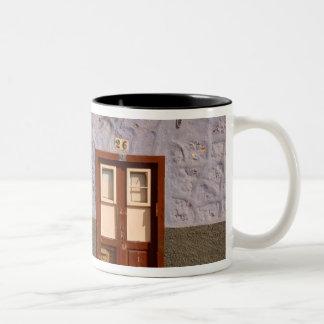 Spain, Canary Islands, Tenerife, villa Coffee Mug
