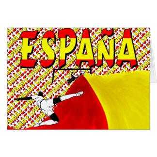 Spain Card