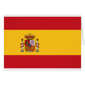 Spain Greeting Cards
