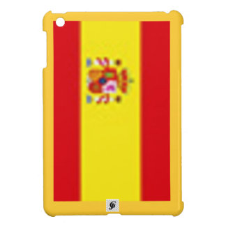 spain Case Savvy iPad Mini Glossy Finish Case Case For The iPad Mini