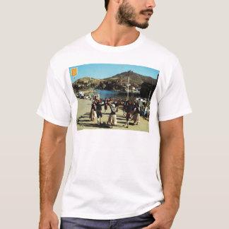 Spain, Catalan, dance Sardane T-Shirt