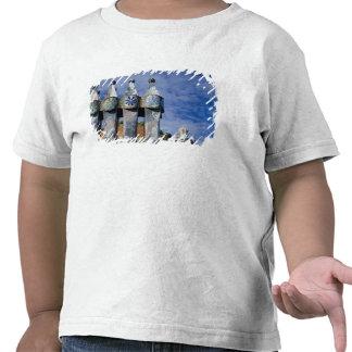 Spain, Catalonia, Barcelona. Casa Batllo (1906). 2 Tee Shirt