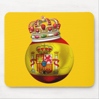 Spain Champion Mouse Pad