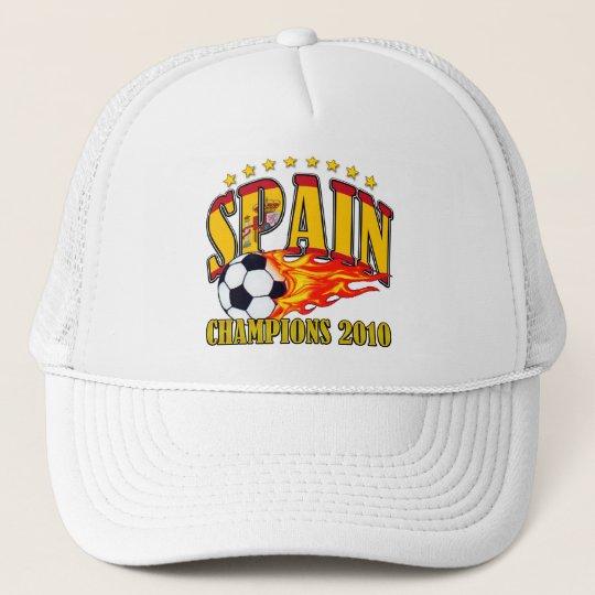 Spain Champions 2010 Trucker Hat