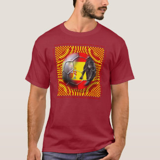 Spain Champions of Europe T-Shirt