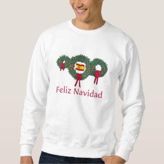 Spain Christmas 2 Sweatshirt